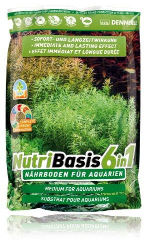 Dennerle 4587 NutriBasis 6-in-1, 4.8 kg