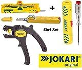 Jokari 5in1 Elektro Set 1x SUPER 4 Plus 1x 1x 15 1x Coaxi No.1 & 1x -
