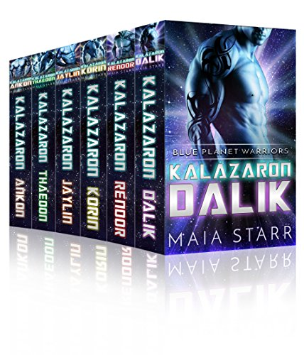 Kalazaron Blue Planet Warriors: The Complete Series (Books 1-6)