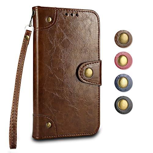 custodia a portafoglio iphone 7 plus
