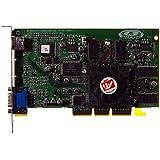 ATI Radeon 7200Carte graphique AGP VGA + S vidéo id18330