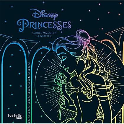 Cartes à gratter Princesses