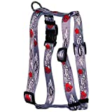 Best Dog Ever Roman Harness - Extra-Small