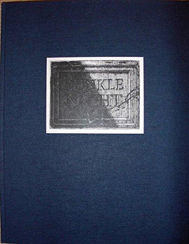 Dunkle Nacht - Radierungen von Michael Triegel zu einem Text von Juan de la Cruz in der Übersetzung von Viktor Kalinke