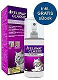 FELIWAY Classic Spray 60ml inkl. Katzen-Wohlfühlguide von Tierglück24
