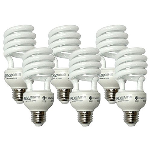 GE 26 Watt Energy Smart CFL - 6 Pack - 100 Watt Replacement by GE -