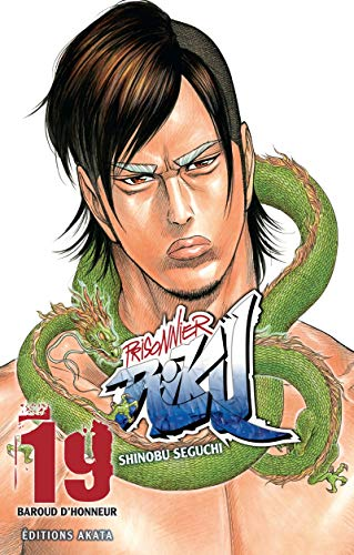 Prisonnier Riku - tome 19 (19)