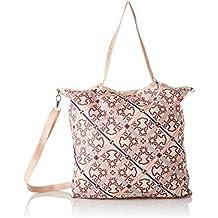 Tous Shopping Jodie Frames Multi-Rosa, Shopper para Mujer, Multicolor, 37x42x1 cm