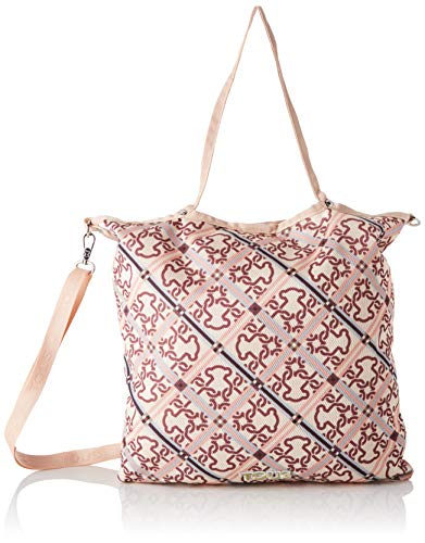 Tous Shopping Jodie Frames Multi-Rosa, Shopper para Mujer, Multicolor, 37x42x1 cm (W...