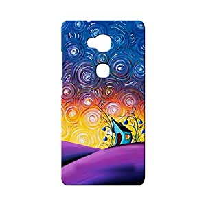 BLUEDIO Designer Printed Back case cover for Huawei Honor X - G2942