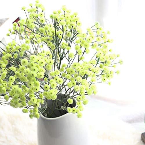 Woopower Lot de 2/arbres artificiels secs de 35/cm avec branches en plastique 35/cm Green Plastique