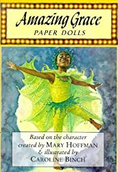 Amazing Grace Paper Dolls by Judy Lanfredi (1998-01-01)