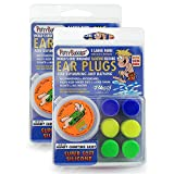 Putty Buddies (3 Pack) Floating (Farbe kann variieren), 2 Packs (6 Pairs)