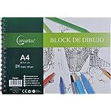 Cervantes PB301 - Block de dibujo A4