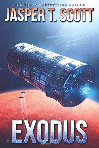 Exodus (The New Frontiers Series)
