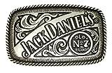 Jack Daniels Gürtelschnalle - Old Nr. 7 Brand - Westlichen Rodeo Stil - Authentische Offiziell Lizenziertes Markenprodukt