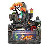 Fontana Feng Shui Con Giardino Zen Sorgente Di Montagna.Fontana Zen Agora Import I Migliori Prodotti Marchi