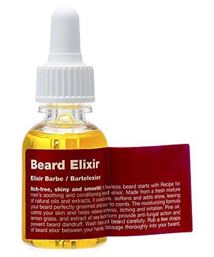 Rezept für Herren Bart Elixir 25ml (Mit Rezepte Mandel-Öl)