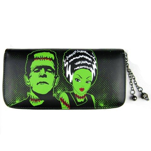Frankenstein und Braut Damen XL Geldbörse