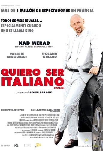 Quiero Ser Italiano [DVD]