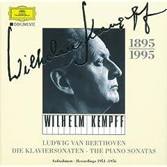 Beethoven: The Piano Sonatas (Box Set)