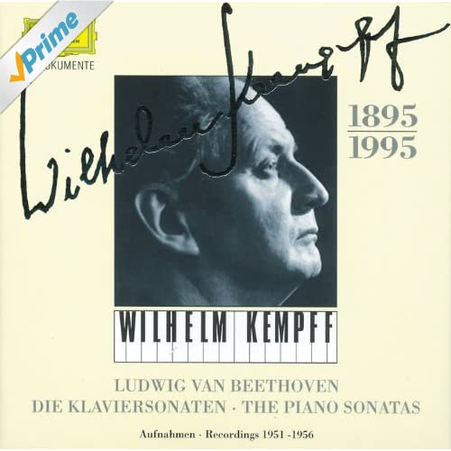 "Beethoven: Piano Sonata No.26 in E flat, Op.81a -""Les adieux"" - 2. Abwesendheit (Andante espressivo)"