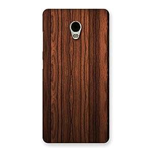 Neo World Wooden Design Back Case Cover for Lenovo Vibe P1