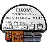 Elcom empotrable Relé BER de 140Up, I2de Front dispositivo adicional para puerta de manos/vídeo 4250111813822