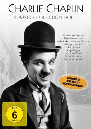 Charlie Chaplin - Slapstick Collection Vol. 1