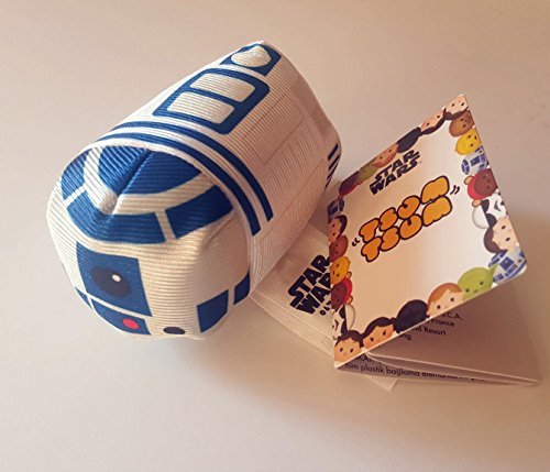 New Disney Store Mini 8.9cm Tsum Tsum R2-D2 (Star Wars Collection) (Aus Bösewicht Snow White)