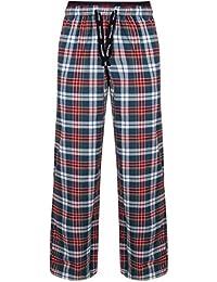 Tokyo Laundry Homme 'Golding' à carreaux Bas de pyjama léger