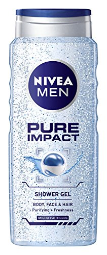 Nivea Pure Impact Shower Gel, 500ml
