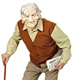 Panelize Opa Großvater Alter Mann Greis Verkleidungs-Set komplett Junggesellenabschied (XL)