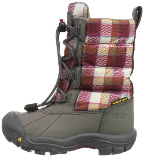 Keen Kids Loveland Boot WP Rot (GARGOYLE/RASPBERRY RADIANCE)