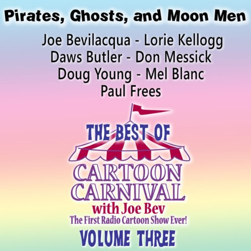 The Best of Cartoon Carnival, Volume 3  Audiolibri