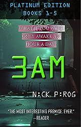 3 a.m. Platinum Edition: Henry Bins Books 1 - 5 (English Edition)