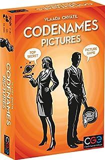 Czech Games Edition CGE00036 Nein Codenames: Pictures, Spiel, 1 Stück (B01HT9DERU) | Amazon price tracker / tracking, Amazon price history charts, Amazon price watches, Amazon price drop alerts
