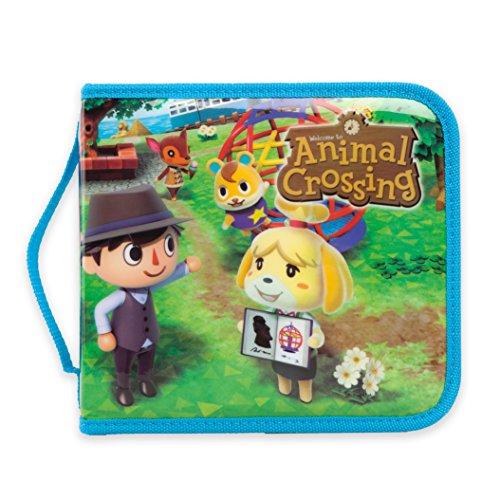 Aufbewahrungskoffer für Nintendo 2DS & 3DS Konsole und Zubehör - Animal Crossing [ ]
