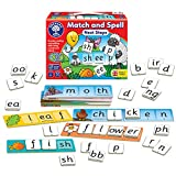 Image for board game Orchard Toys Match and Spell Next Steps Board Game