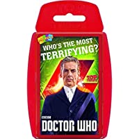 Top Trumps - Doctor Who Pack 8 (2015 Edition) by Winning Moves