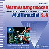 Produkt-Bild: Vermessungswesen Multimedial 2.0: Grundbegriffe, Meßmethoden, Gerätefunktionen