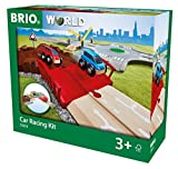 Brio 33819 World-Car Racing Kit, Multicolore
