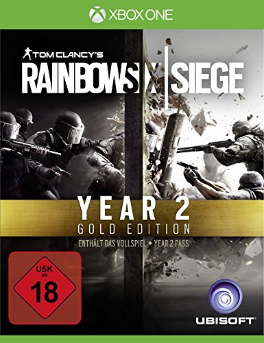 Tom Clancy's Rainbow Six Siege Gold Edition - Season 2 - [Xbox One] - [Edizione: Germania]