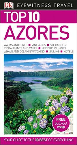 Azores Top 10. Eyewitness Travel Guide (DK Eyewitness Travel Guide) por Vv.Aa.