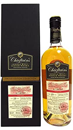 Dalmore - Chieftains Limited Edition - 1995 19 year old Whisky
