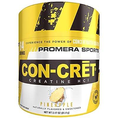Promera Sports- Con-Cret Creatine HCl Micro Dosing 64 Servings from Promera Sports