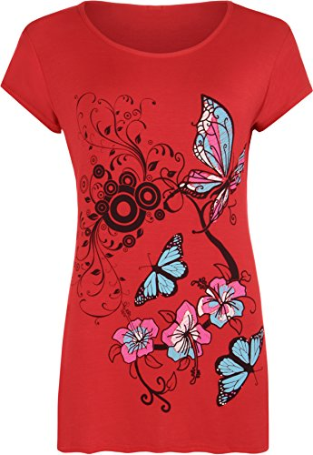new-womens-plus-size-butterfly-print-short-sleeve-t-red-18-20
