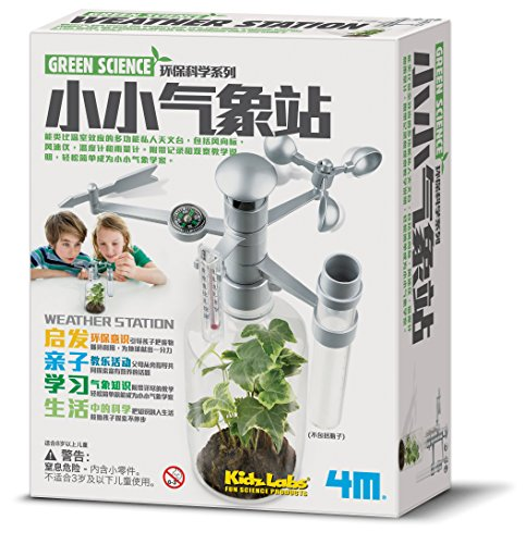 4M Green Science Weather Station for sale  Delivered anywhere in UK