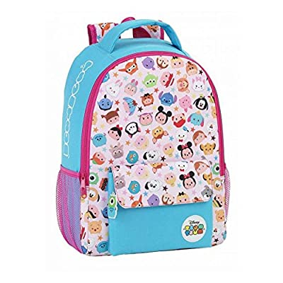 Tsum Tsum 611608704 Day Pack Adaptable a Carro, Color Multicolor de Tsum Tsum