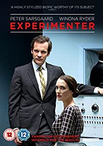 Experimenter [DVD] by Peter Sarsgaard